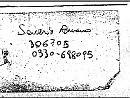 Quel biglietto in tasca al boss che accusa il ministro Romano