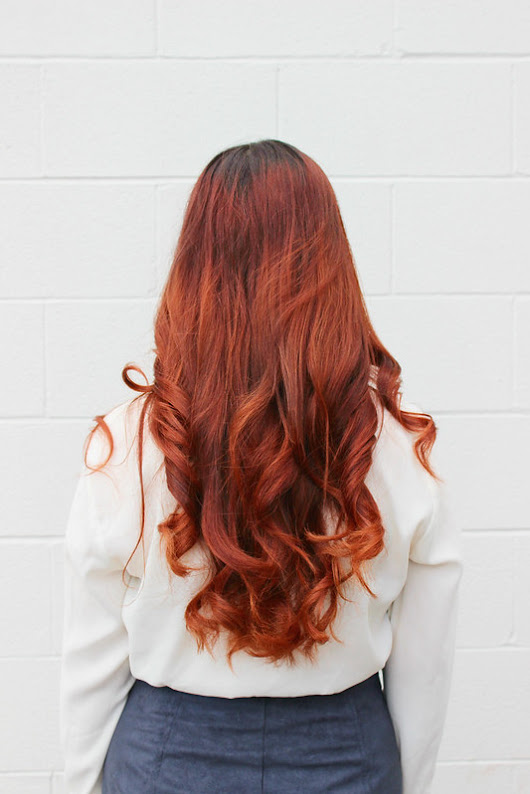 How I Get My Hair This Color