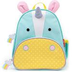 Skip Hop Zoo Little Kid Unicorn Backpack - Yellow/Pink