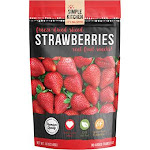 Wise Foods 694990 Simple Kitchen Strawberries