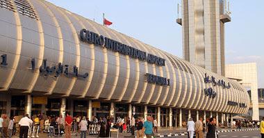 مطار القاهرة الدولى – أرشيفية
