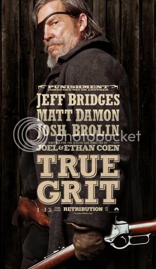 True Grit 1 - Bridges