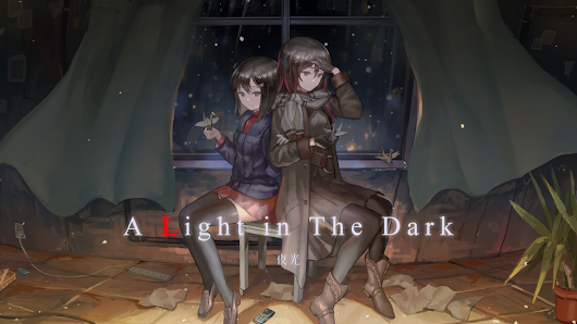 Update 17: The Art of A Light in the Dark Is Now Available! · A Light in the Dark - VN by CreSpirit, Storia and Narrator