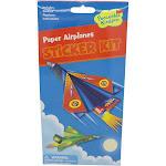 Paper Airplanes Quicker Sticker Kit, White
