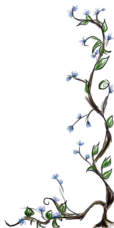 Flower Vine Art Free Download Best Flower Vine Art On Clipartmagcom