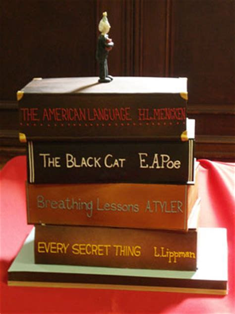 Photo of the Day: Duff Goldman's Stack of Books Cake