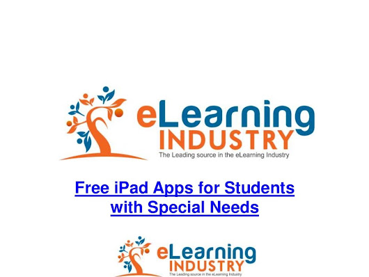 78 Free iPad Apps for Students with Special Needs