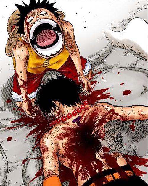 One Piece Ace Death Wallpaper - Bakaninime