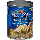 Progresso Traditional Soup, Hearty Chicken & Rotini - 19 oz can
