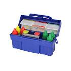 Kokido 5-Way Swimming Pool Spa Water Chemical Testing Pack Kit with Storage Kit, Blue