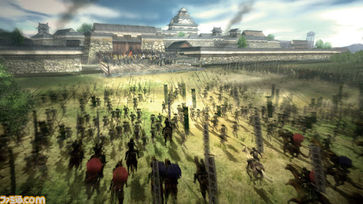 First look at Nobunaga's Ambition: Sphere of Influence Sengoku Risshiden