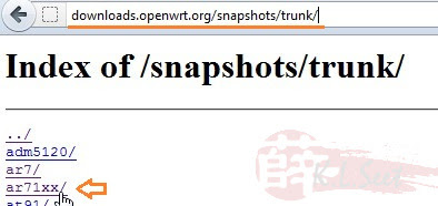 how to restore tp-link mr3040 factory firmware from openwrt