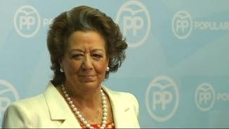 A Rita Barberá, no li ha passat pel cap plegar com a senadora