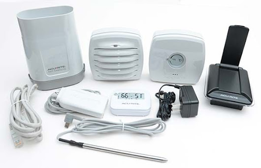 AcuRite smartHUB Weather Environment System review