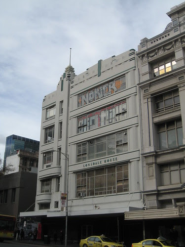 Lonsdale House - Demolition by Neglect?