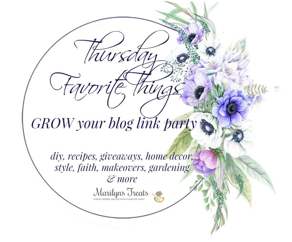 Thursday Favourite Things
