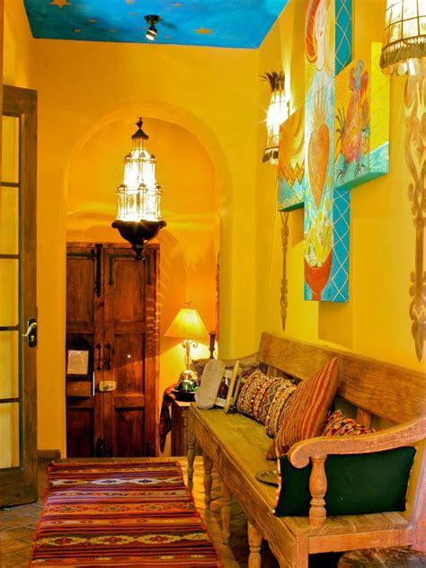 spanish style decorating ideas spanish style hgtv