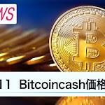 ビットコインキャッシュ(BCH)価格速報 市場の波を受けた苦しい相場に - 株式会社CoinOtaku