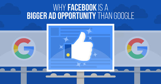 Why Facebook Is A Bigger Ad Opportunity Than Google