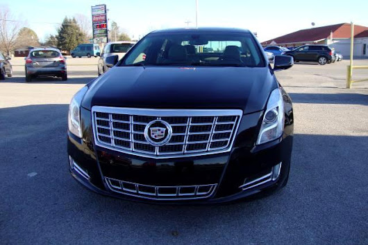 Used 2013 Cadillac XTS for Sale in Bowling Green KY 42104 Martin Auto Mart