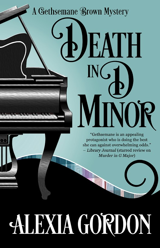 Murder In D Minor is Born! | Missdemeanors: Writing Mysteries and Plotting Thrilling Tales