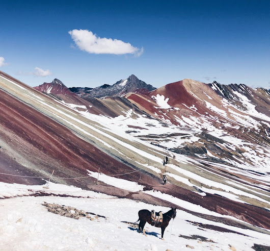 Tips for Trekking Rainbow Mountain in Peru