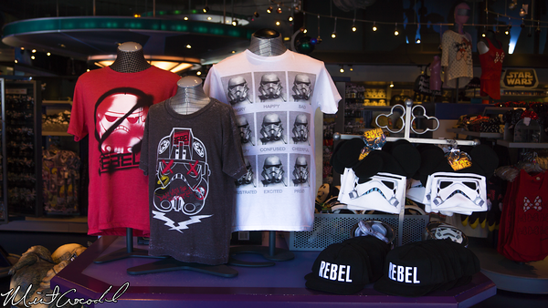 Disneyland Resort, Disneyland, Star Trader, Star Wars, Star Tours, Merchandise