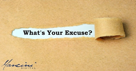 What Are Your Holiday Marketing Excuses?