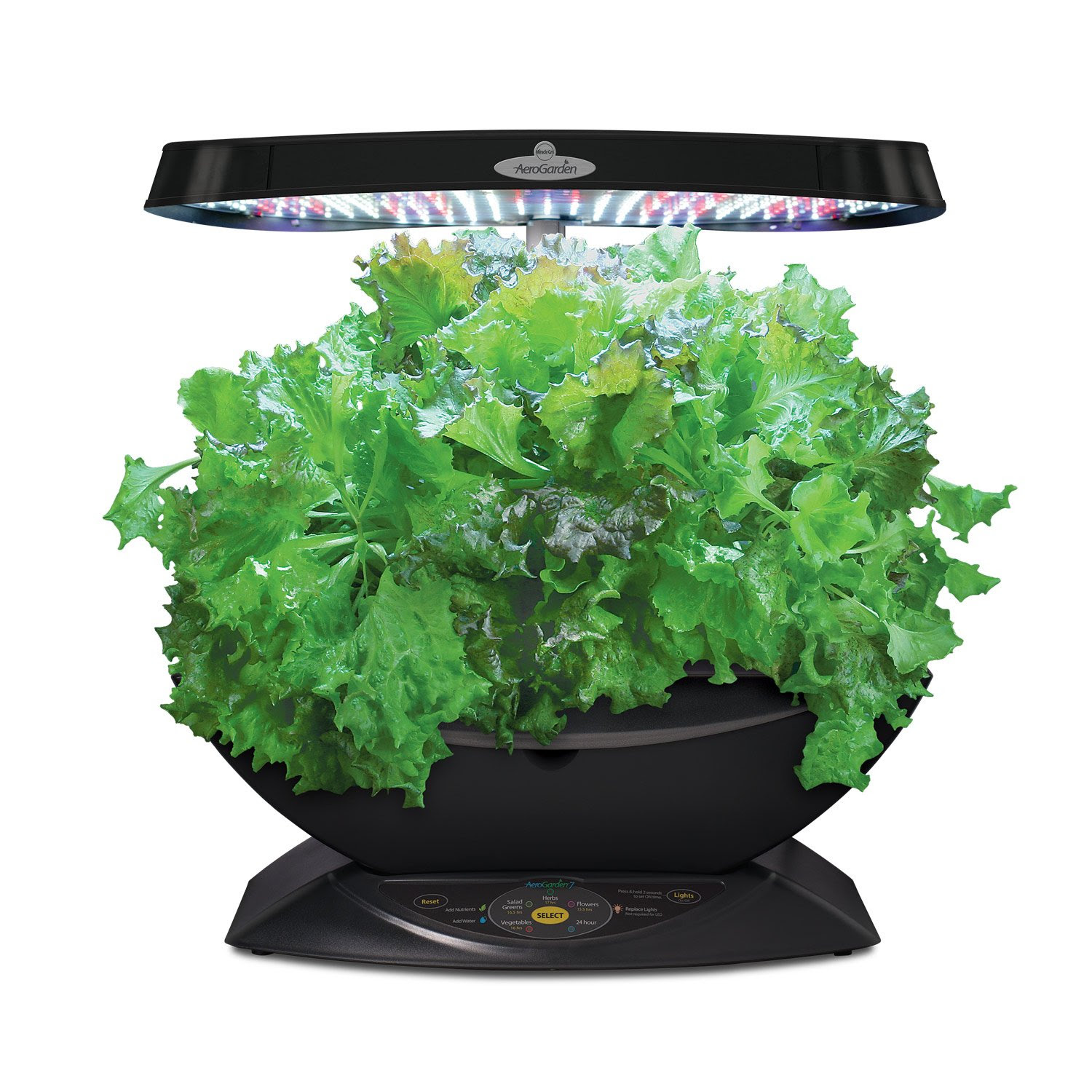 MiracleGro AeroGarden 7Pod LED Indoor Garden with Gourmet Herb Seed Kit , New,  eBay