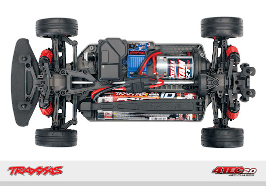 Traxxas Rolls Out a Ford GT