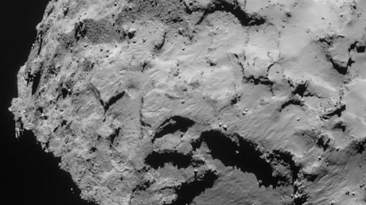 Rosetta to deploy lander on 12 November
