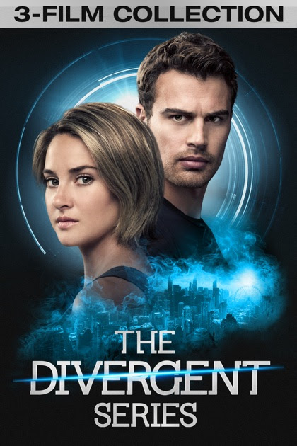 The Divergent Series 3-Film Collection - A Movie Collection on iTunes