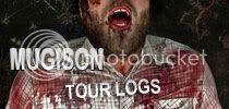 Mugison Tour Logs