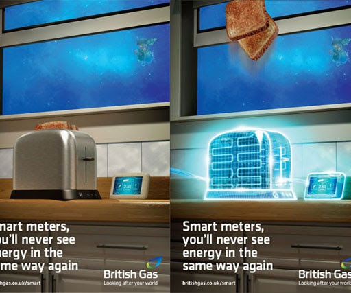 British Gas launches lenticular poster campaign - News