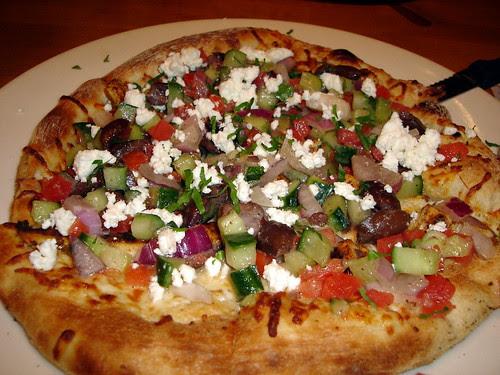 My Greek Pizza