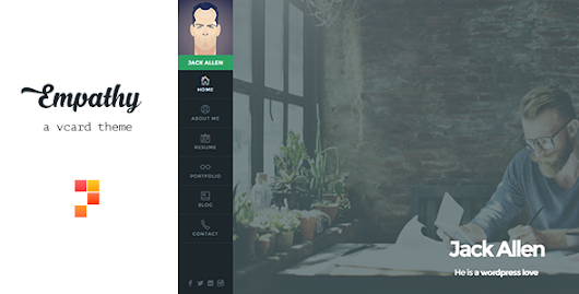 Download Empathy - A vCard WordPress Theme nulled | OXO-NULLED