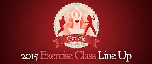 Get Fit's January Class Line Up | Brooklyn Recreation