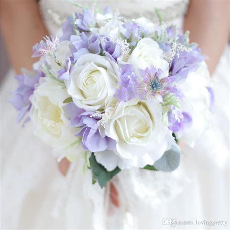 Jane Vini Crystal Wedding Flowers Bridal Bouquets Handmade