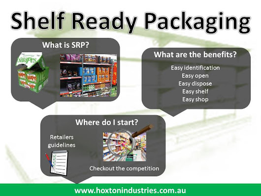 Packaging Solutions — Shelf Ready Packaging is growing in Australia, in...