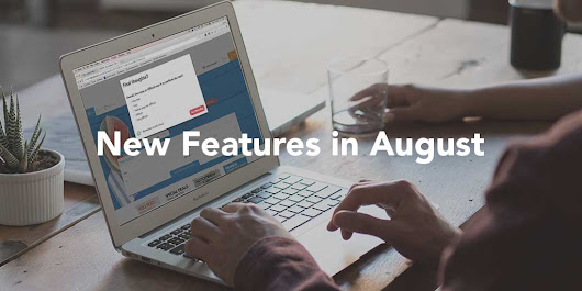 UXprobe has new features in August: More questions, More Choices