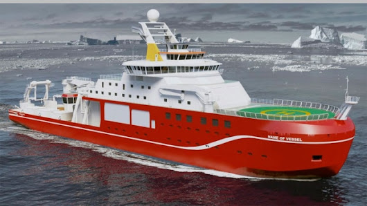 'Boaty McBoatface': Internet answers call to name $375M research vessel