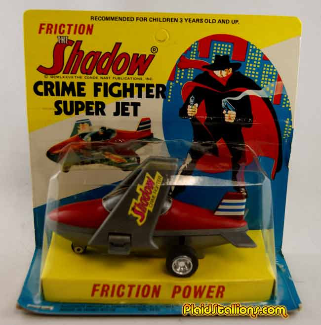 Shadow toy from the 1970s