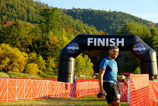 "Jules Moore's 2014 Vermont 50 Mile Race Report ""1st Time Mountain Biker, 2nd Time Ultra Runner"""