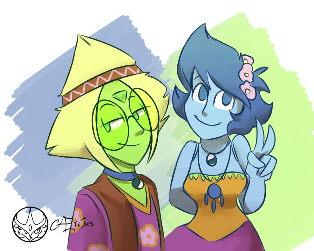 Hippie Girflriends