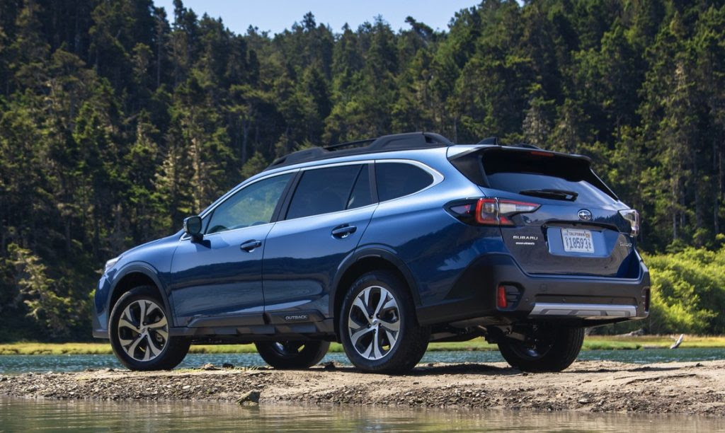 2021 subaru outback still the brainy crossover choice