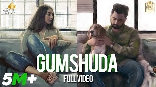 GHUMSHUDA Lyrics in Hindi by Sharry Maan