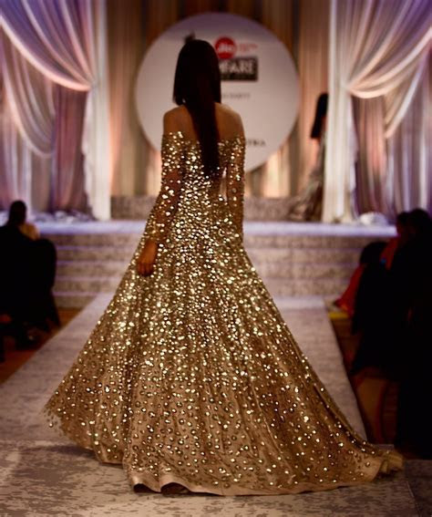My dream Manish Malhotra gown   Manish Malhotra   Indian