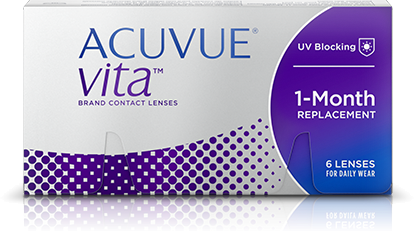 ACUVUE VITA with HydraMax