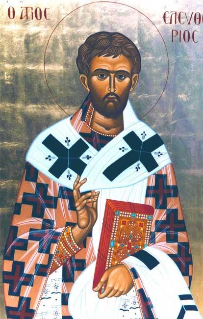 IMG ST. ELEUTHERIUS, Hieromartyr