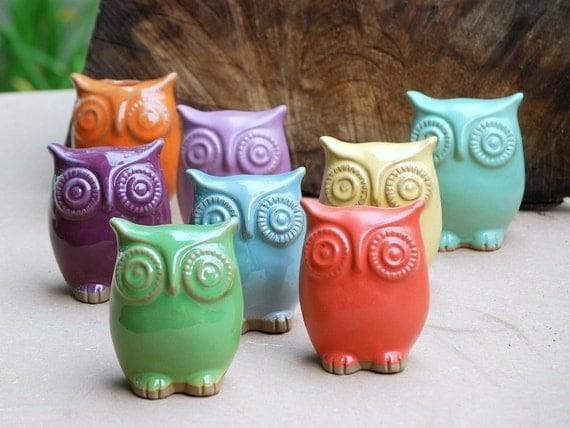 Cool Stuff Art Gallery Favorite Friday Artists Owls